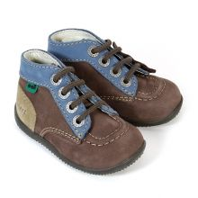 Kickers Bonbon marron