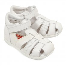 Kickers Babysun blanc