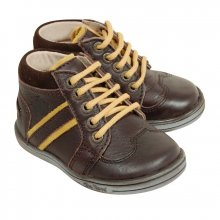 Kickers transistor marron