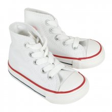 Converse Chuck Taylor all star core hi blanc