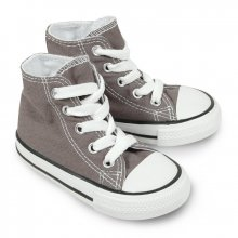 Converse all star core hi grise