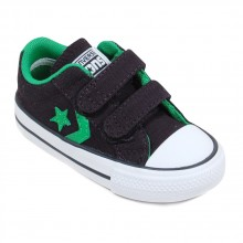 Converse Star Player Black-Jungle EV