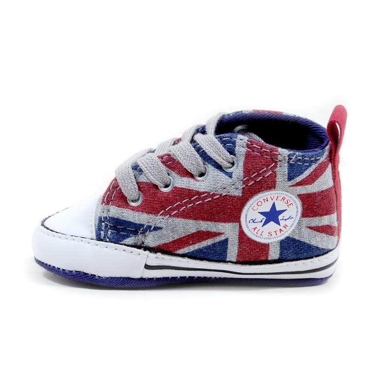 converse drapeau anglais