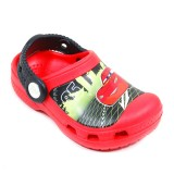 Crocs Cars Rouge