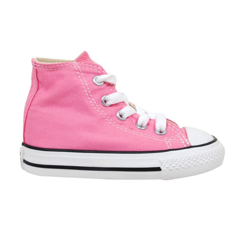 converse chuck taylor all star rose basket pour b b fille. Black Bedroom Furniture Sets. Home Design Ideas