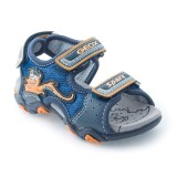 Geox B Sand Strike A bleu et orange