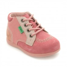 Kickers Babystan Rouge Rose