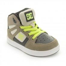 DC Shoes Rebound se ul Taupe et jaune