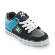 DC Shoes Pure Black Royal