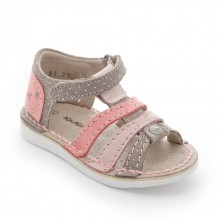 Kickers Woopy Marron rose