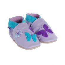 Inch blue Papillon