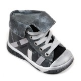 Babybotte Artiste 2 Noir et gris